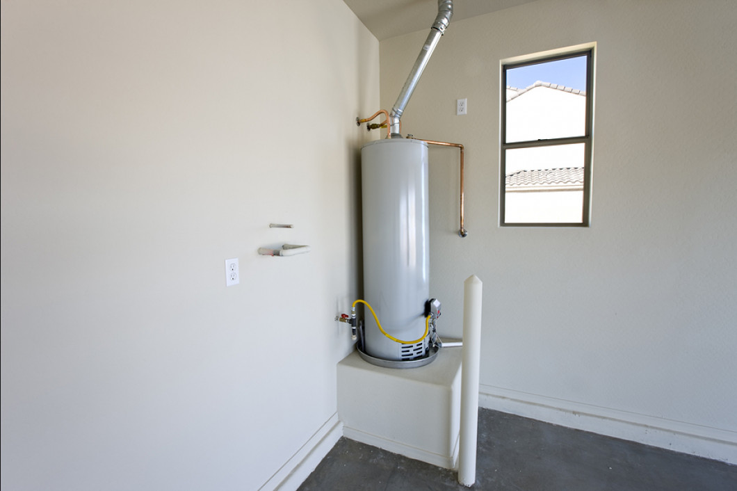 Upgrade Your Water Heater Now by calling Drymount Air
